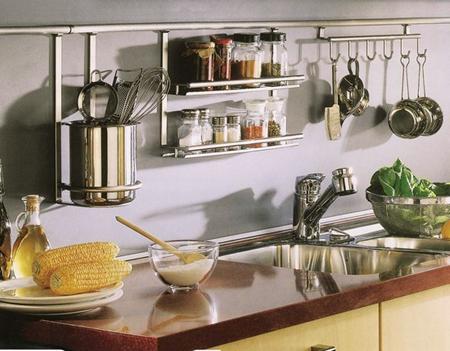 Как навести порядок на кухне