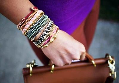 01110 Мастер класс: плетеный браслет с бисером (фото)