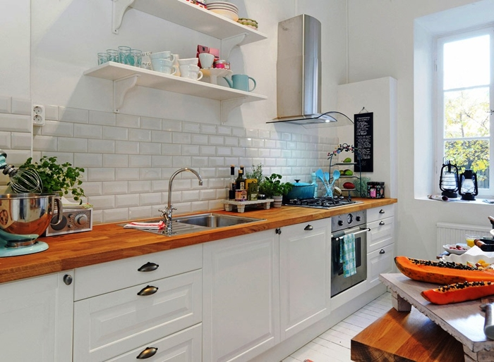 Фото интерьер для кухни