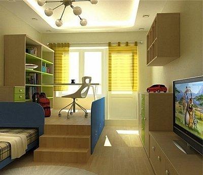 0131 Детская мебель на заказ: безопасность и максимальный комфорт для вашего ребенка