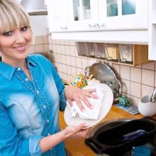 Как навести порядок на кухне и организовать кухонное пространство (фото +видео)