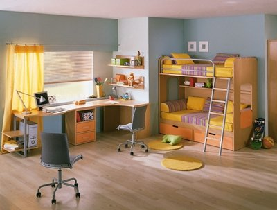 0141 Детская мебель на заказ: безопасность и максимальный комфорт для вашего ребенка