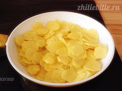 Тортилья картофельная (рецепт +с фото)