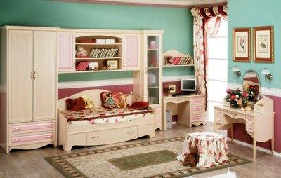 0221 Детская мебель на заказ: безопасность и максимальный комфорт для вашего ребенка