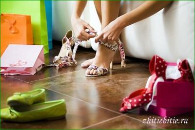 Босоножкино лето или обуви много не бывает