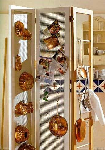 Перегородка для кухни своими руками