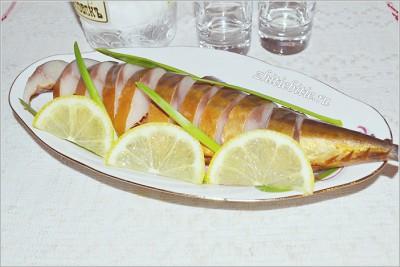 Рецепт домашней копченой скумбрии (+фото)