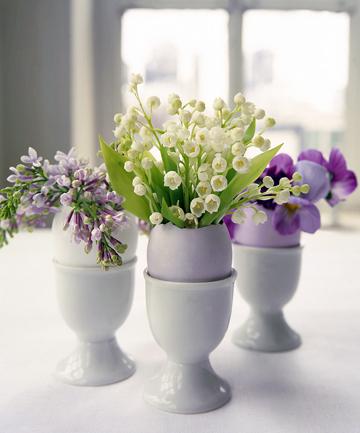 Идеи для дизайна цветочных ваз и композиций из веток