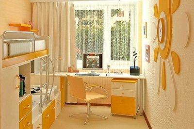 038 Детская мебель на заказ: безопасность и максимальный комфорт для вашего ребенка