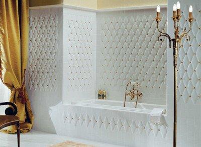 Плитка для кухни и ванной комнаты: современные тенденции