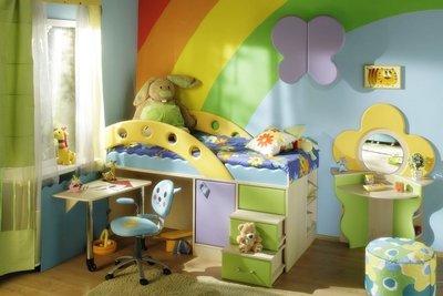 057 Детская мебель на заказ: безопасность и максимальный комфорт для вашего ребенка