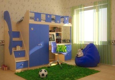 065 Детская мебель на заказ: безопасность и максимальный комфорт для вашего ребенка