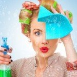 Как очистить от жира духовку, вытяжку, микроволновку (+видео)