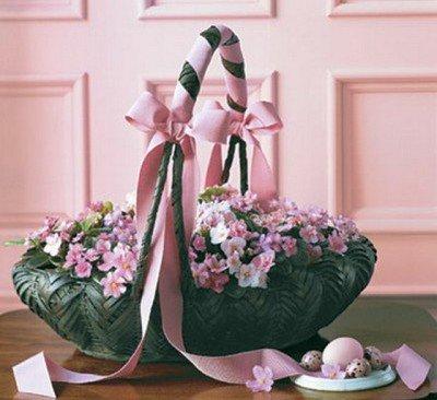 Идеи для дизайна цветочных ваз и композиций из веток и цветов