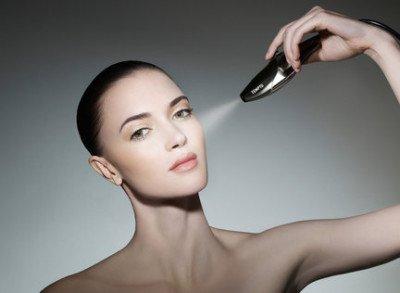 Аэромакияж: новые технологии на службе красоты