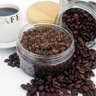 Кофейный скраб против целлюлита