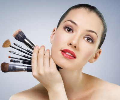 Блиц-сеанс макияжа