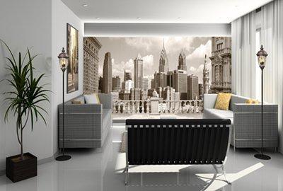 Картины-постеры в интерьере современного жилья
