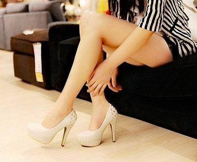 """Обувь бежевого цвета: всегда модный стиль """"Nude"""""""