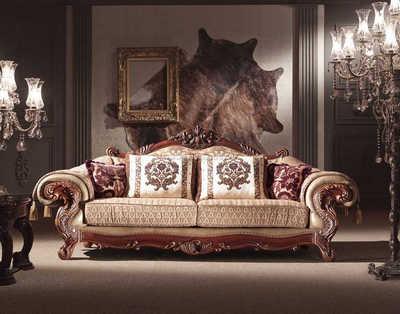 Мягкая мебель в интерьере современной гостиной (фото)
