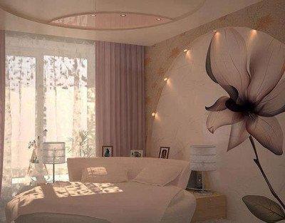 Идеи для интерьера: спальня