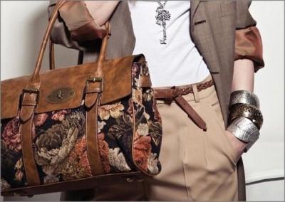 Сумки из гобелена: стильно, модно, удобно