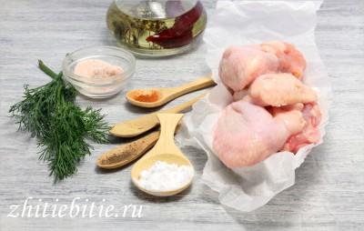Куриные крылышки по-китайски (+фото)