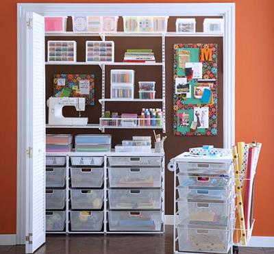 Встроенный шкаф, кладовка, ниша: варианты использования (фото)