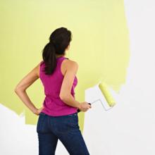 Цвет стен в интерьере дома (+фото)
