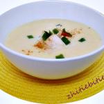 Суп-пюре из лосося (+фото)
