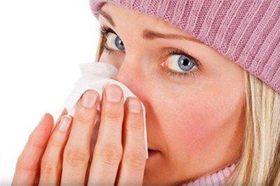 Безмедикаментозные способы борьбы с насморком
