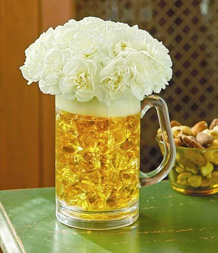 Использование пива в быту