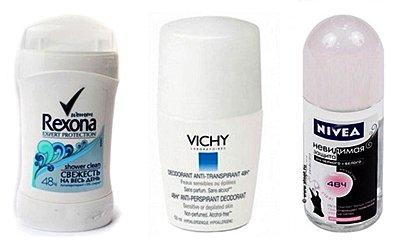 Все самое важное о дезодорантах (+видео)