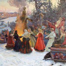 Традиции и обычаи Масленицы